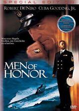 MEN OF HONOR (S.E.) Robert de Niro, Cuba Gooding Jr.OVP