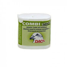 Pigeon Product - Combi 3 in 1 tablets by DAC - for Racing Pigeons