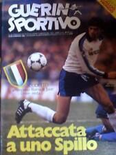Guerin Sportivo 8 1985 Intervista Napoli Ferlaino