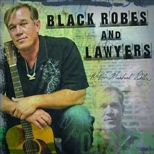 Brand NEW Sealed WILLIAM MICHAEL DILLON  Black Robes and Lawyers CD