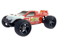 TRUGGY CENTRO OFF-ROAD ELETTRICO BRUSHLESS RADIO 2.4GHZ 1:18 4WD RTR 15A HIMOTO