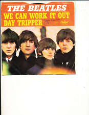 The Beatles We Can Work It Our/ Day Tripper Capitol 45 picture sleeve Cmc1