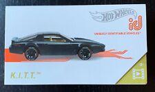 New Hot Wheels id K.I.T.T,