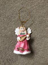 Ceramic Fairy Christmas Tree Decoration