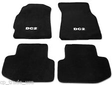 Floor Mats Set For Acura Integra 1994-2001 With DC2 Logo FMR-210