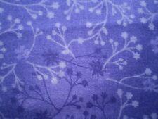 FLUTTER, by John Louden.  Purple - 100% Cotton