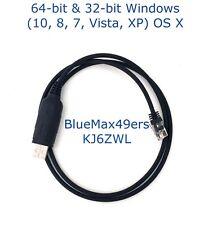 USB Kenwood Programming Cable RJ-11  RJ-12 6-pin KPG-4 KPG-4p