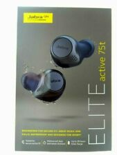 Jabra Elite Active 75t True Wireless Earbuds - Navy Blue (100-99091000-02)