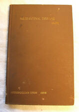 The Pathology, Clinical History & Diagnosis of Affections of the Mediastinum