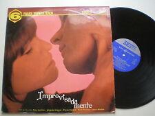 IMPROVISADAMENTE Spain LP VEDETTE 1969 Armando Sciascia  Roelens EASY LISTENING