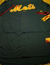 Majestic New York Mets Batting Practice Jersey Size 54 BNWT Game/Pro Model Rare