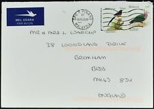 Malaysia 2009 Air Mail Cover To England #C52641