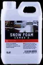 Valet Pro Snow Foam Combo 2 1L