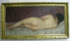 Karl Martin Schade Akt Nude Erotik Nackte Porträt Rokycany Sudetenland