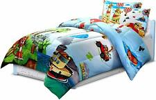 Kids Teens Comforter Set Animal Print 2 Pillow Cases Queen & Twin Utopia Bedding
