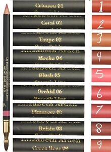 NIP~Elizabeth Arden Smooth Line Lip Pencil 1.05 g Full Size 1~2~3~4~5~6~7~8~9