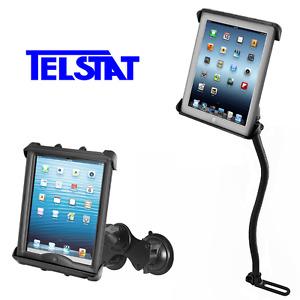 "RAM MOUNT iPad Air 1-2 &  iPad Pro 9.7"" - No Drill OR Double Suction Cup TAB20U"