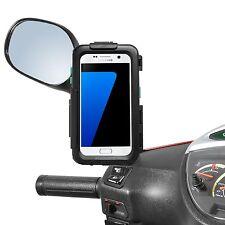 Vespa GTS 125 250 300 Samsung Galaxy S7 wasserdichtes Hardcase + Spiegelhalter
