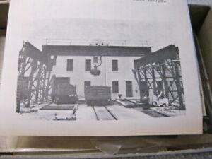 HO Scale Model Masterpieces 120 ton Overhead Crane kit #514 (Lot 32)