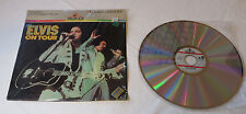 Elvis On Tour 1972 MGM Home Video Stereo Laser Videodisc videodisc Extended Play