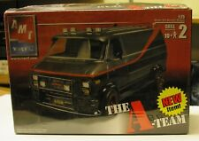 AMT ERTL - THE A-TEAM - GMC VAN - 1/25 SCALE - RARE - NEW - SEALED - 2002