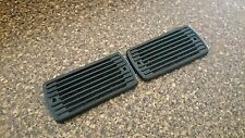 Pair of black RN20 series Toyota Hilux cabin vent Covers RN25