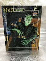 Universal Monsters Frankenstein puzzle 200 Pieces Golden