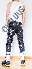 Adidas Chile 62 pants / bottoms / trainingshose black / gold Size S original