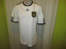 """Deutschland """"DFB"""" Nr.976 Adidas Techfit Weltmeisterschaft Trikot 2010 Gr.L Neu"""