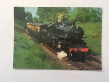 2-6-0 Class 4MT No. 43106 LMSR, 1951, Severn Valley - Old Postcard - Unposted