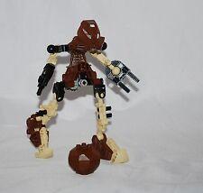 Lego Bionicle Toa Mata Pohatu (8531) Complete Figure & Free USA Shipping