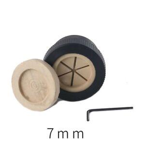1 Nero Asta Building Dryer Mandrino for 7mm Diametro Asciutte Macchina Fai Carpa