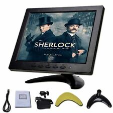 "8"" inch HDMI HD CCTV Monitor Screen Display 4 : 3  TFT LCD For PC VGA AV BNC B"