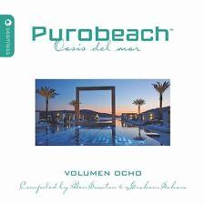 Purobeach Ocho 8   2CDs 2012 Lisa Shaw Kraak & Smaak