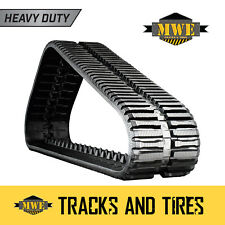 Fits Takeuchi Tl150 18 Mwe Heavy Duty Multi Bar Pattern Ctl Rubber Track