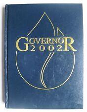 ROSLYN SCHULTE VAN SLYKE WESTBROOK 2002 JOHN BURROUGHS School Yearbook St Louis