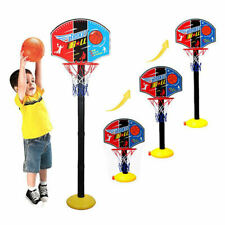 Mini Hanging Basket Set Basketball Indoor Adjustable Kid Training Sport To CMI