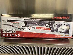 UMAREX Morph 3X .177 Air Gun Rifle CO2 600 FPS New in Box Top Seal Seller