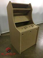KIDS ARCADE CABINET DIY BARTOP 18MM MDF