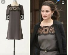Lil Silk Discovered Dress Lace Sundance Kid Large Free People Anthropologie