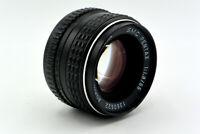 Pentax SMC 55mm f/1.8 Manual Focus PK-Mount Prime Lens