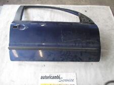 FIAT BRAVO 1.9 105 TD JTD 77KW 3P PORTA ANTERIORE DESTRA 46528636