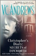 Dollanganger: Christopher's Diary - Secrets of Foxworth by V. C. Andrews (2014,