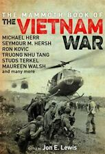 The Mammoth Book of the Vietnam War, Lewis, Jon E., Acceptable Book