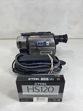 Sony DCR-TRV43 Hi8/8mm Camcorder w/ AC Adapter, Battery-TAPE- Transfer- Tested