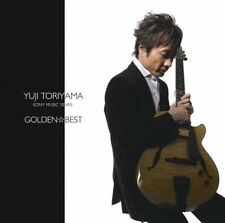 Yuji Toriyama-Golden Best Toriyama Yuji-Sony Music years -- japón CD e00