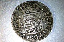 1739 MADRID 1 REAL PHILIP V - SPAIN, Nice Condition