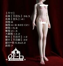 BODY ONLY new style DF-H 1/4 MSD size girl doll 41cm super dollfie BJD