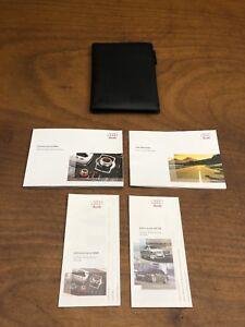 2007 Audi S8 D3 Owner Owners Manual User Guide Operator Handbook Set OEM