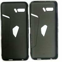 For ASUS ROG Phone 2 ZS660KL Protective Case Matte TPU Back Cover Shockproof